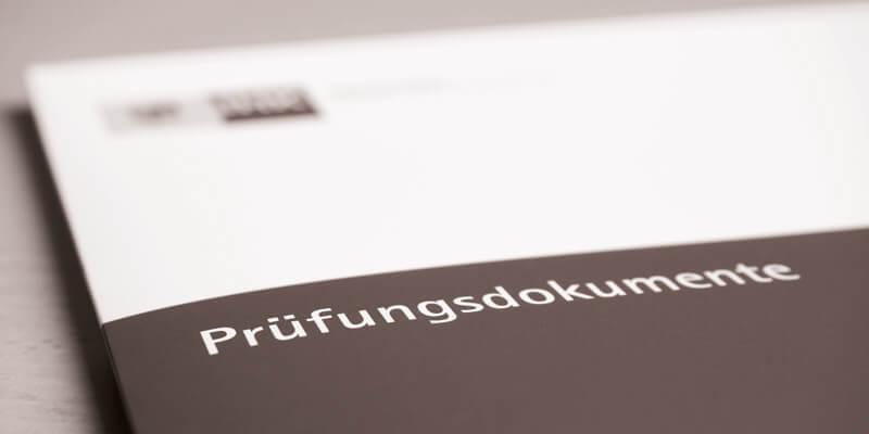 Ausbildungsurkunde der Landesärztekammer Hessen