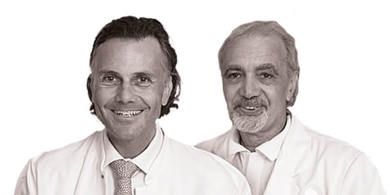 Professor Kerschbaumer und Dr. Rümelin in den gleichen Praxis räumen ab 03. September 2012